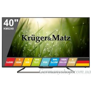 Телевизор LED Kruger&Matz KM0240