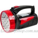 Светодиодный аккумуляторный фонарь-лампа Tiross TS-689